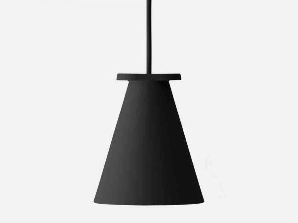 bollard lamp black