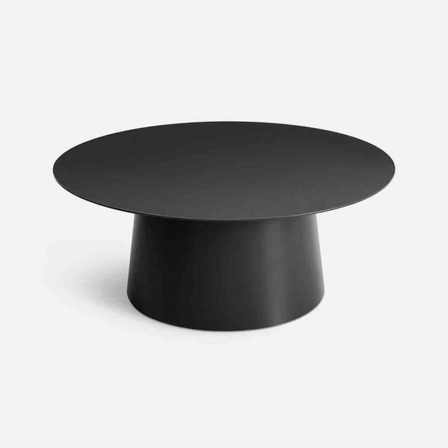 circular table black2
