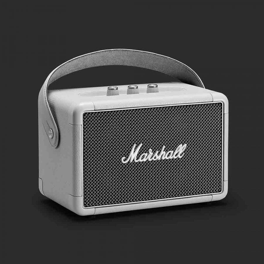 marshall speaker white