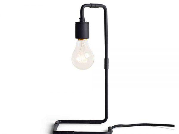 reade lamp black