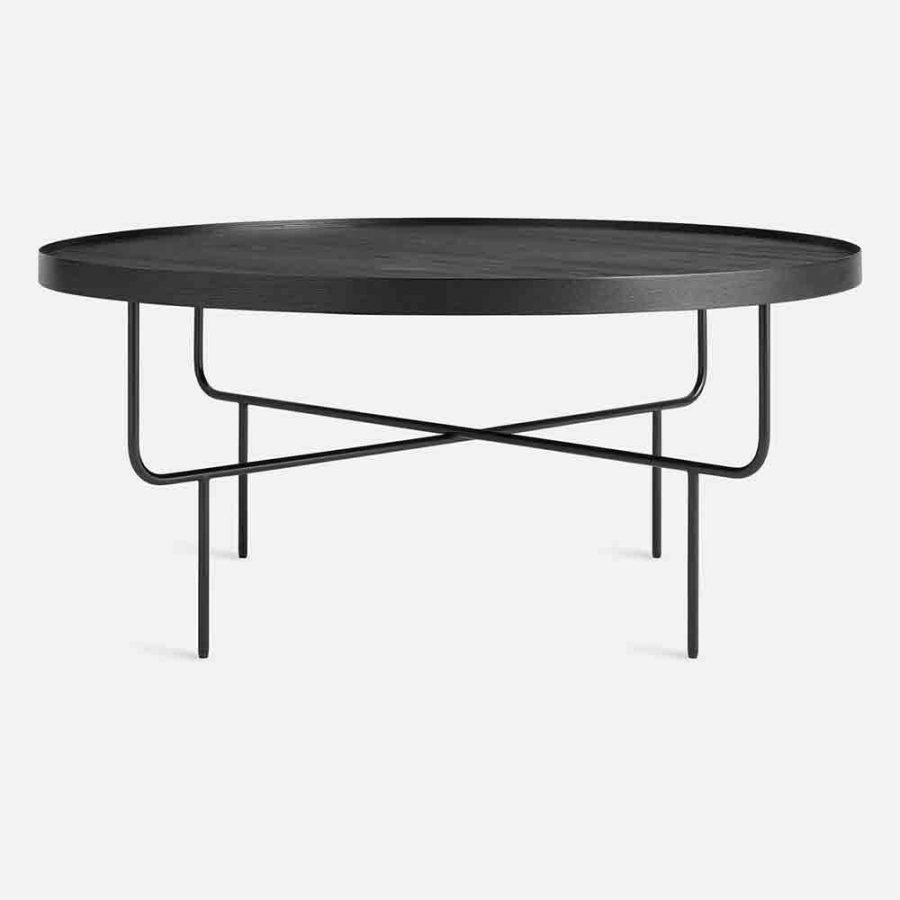 roundhouse table black