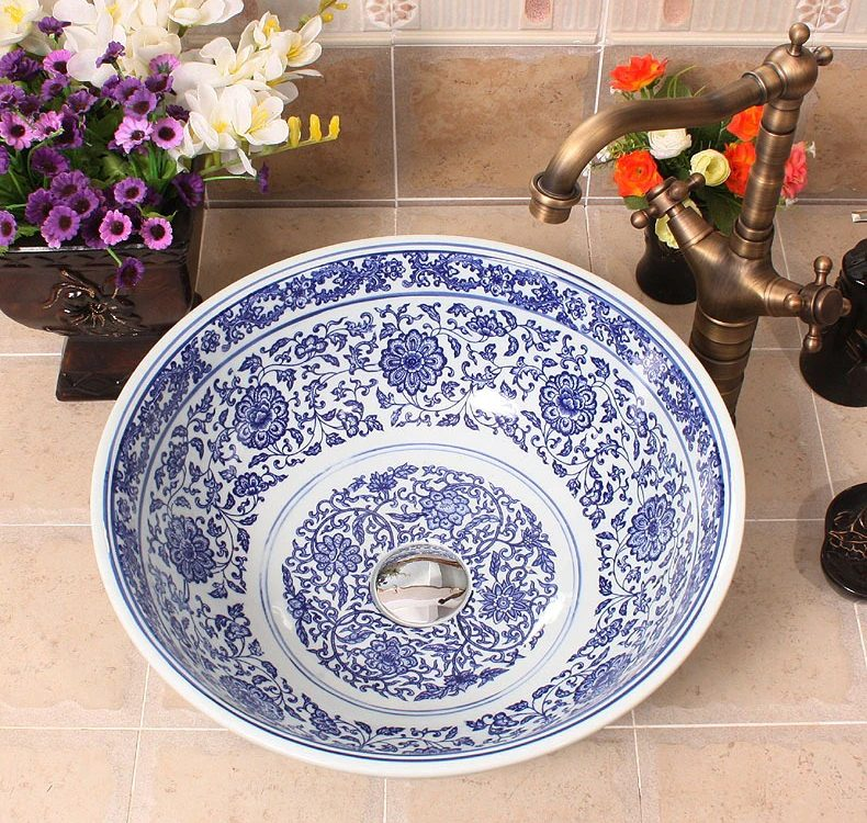 Handmade Sink Of Morocco
