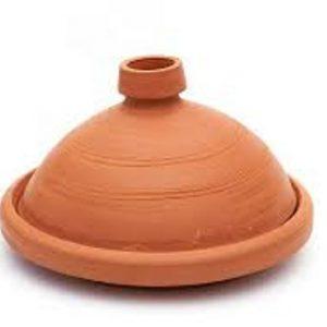 Moroccan ceramic Tagine for cooking unglazed 30 cm / 20 cm / 40 cm - moroccan handmade tajine - tajine marocain
