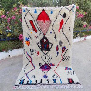 azilal, azilal rug, azilal moroccan rug, azilal vintage, azilal vintage rug, area rug, moroccan rug, wool rug, moroccan azilal rug,
