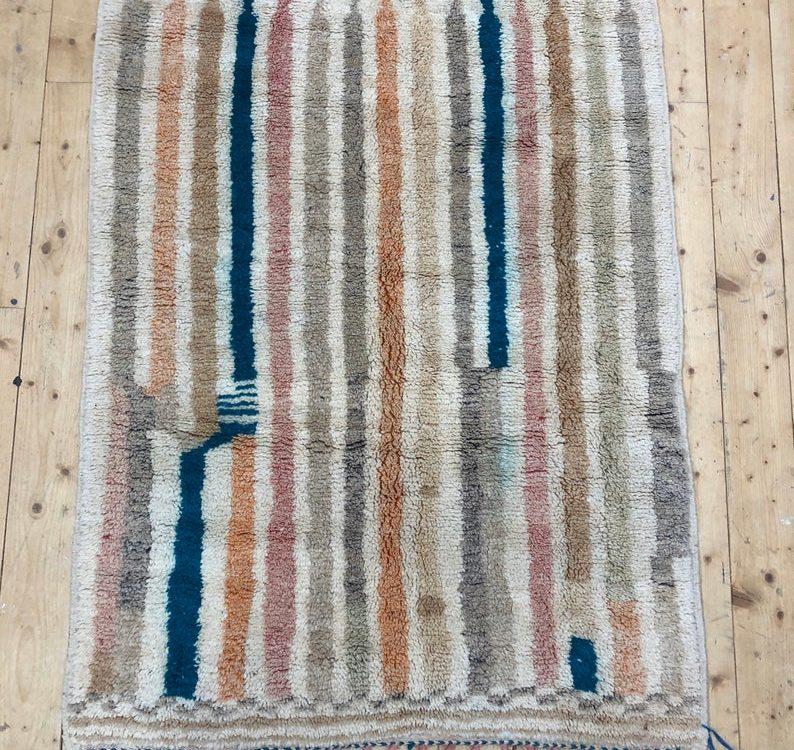 Moroccan Berber rug Boujaad new 1.65x1.15m