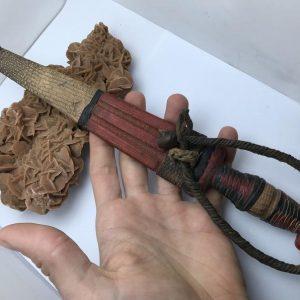 Tuareg sleeve dagger ,african dagger,ethnic dagger, vintage dagger handmade