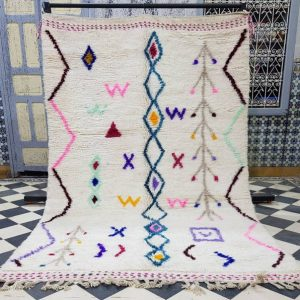 moroccan berber azilal rugs