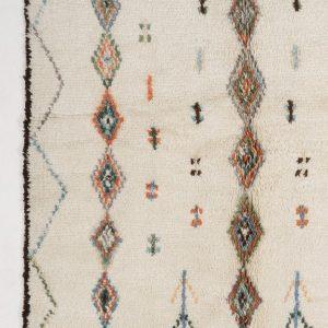 azilal carpet beni ouarain | Azilal Moroccan Rug | Fantastic Moroccan Azilal Rug