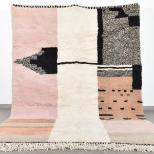 beni ourain moroccan rug | extra large beni ourain rug | beni ourain carpets marrakech