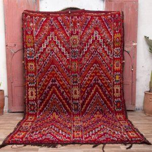 Beni mguild rug 10x6 ft - Morrocan rug - carpet morocco #219