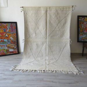 zanafi kilim handmade 100%WOOL moroccan berber
