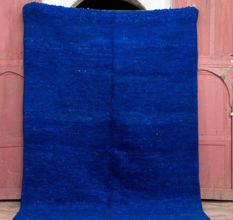 Beni mguild rug 8x5 ft - morocco rug - tapi berbere #73