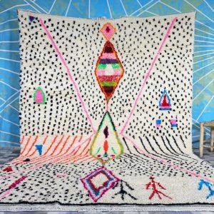 azilal rugs morocco