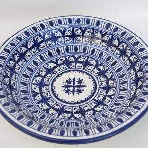 original Moroccan decorative small bowl/wall hanging/100% handemade/ authentic bowl/hand-painted bowl/handmade bowl/serving bowl/kitchenware