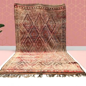 kechart- 5x10ft Moroccan Vintage Beni Mguild rug,Hallway Moroccan rug, Beni Mguild rug, Beni Mguild, berber rugs, Moroccan rug, Moroccan rug