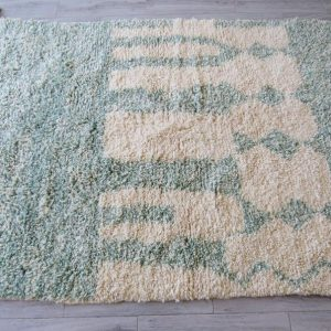azilal rug authentic handmade moroccan berber