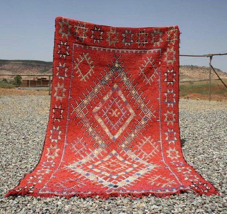 Antique Beni Mguild vintage moroccan Berber Moroccan rug,berber rug, moroccan carpet , Antique rug ,ancient Beni Mguild handmade