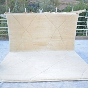 ARCTIC Moroccan rug, Beni Ourain rug , Berber rug, beniourain rug, Bohemian rug, Vintage Moroccan rugs, Hand Woven rug, Moroccan Carpets