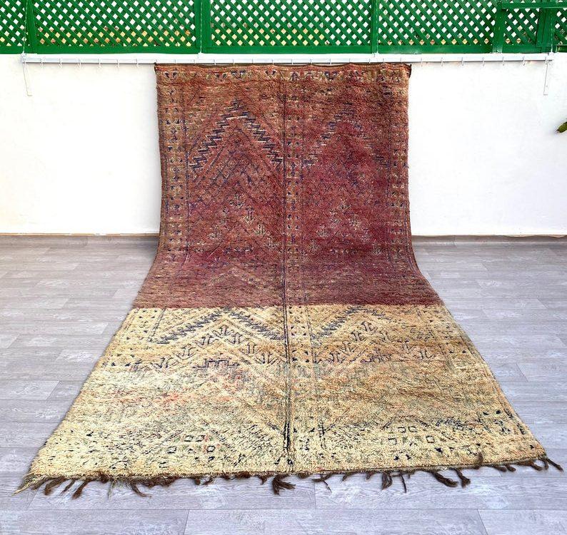 Tapis marocains, tapis Boujaad, Tapis marocain, fait main, tapis berbère, tapis marocain vintage, tapis marocain, tapis berbère, tapis