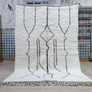 7.8/5.3feet hallway Moroccan rug,azilal rug,berber rug,tapis azilal,beni ourain,tapis marocain,tapis berber,handmade rug,beniourain