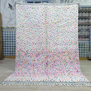 8.2/5.7feet hallway Moroccan rug,azilal rug,berber rug,tapis azilal,beni ourain,tapis marocain,tapis berber,handmade rug,beniourain