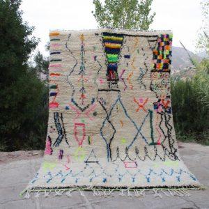 9.84x6.03 ft Berber Azilal rug,azilal rugs,azilal berber rug,Moroccan rug,berber rug, moroccan carpet , azilal, beni ourain rug,rugs