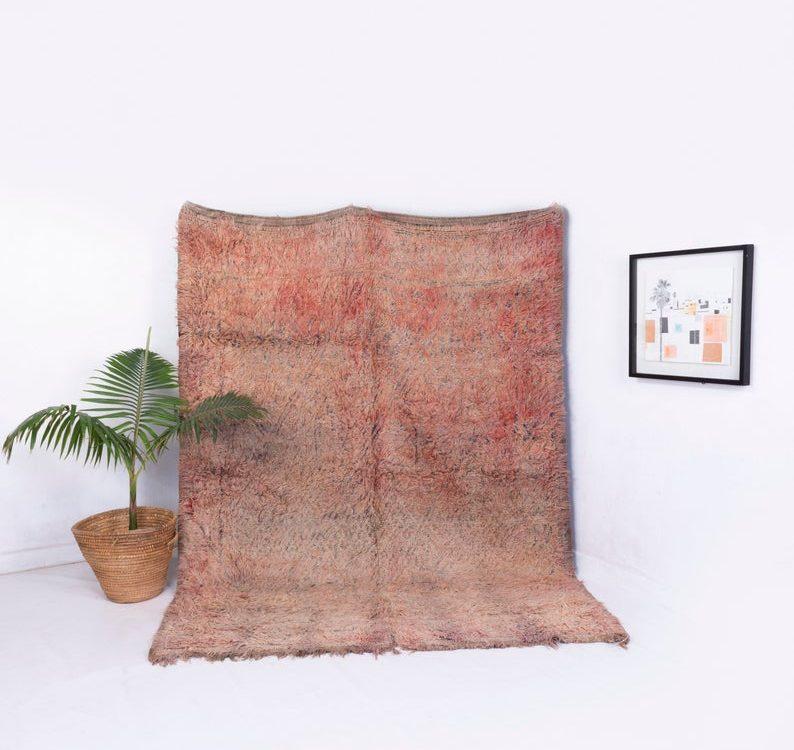 Beni Mguild Rug - Moroccan Rugs, Moroccan Carpet, handmade ,berber carpet ,vintage moroccan rug ,tapis marocain,tapis berbère ,berber rug