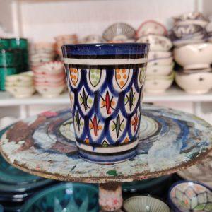 moroccan ceramic glass