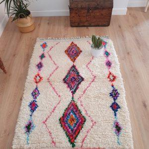 cotton azilal rug