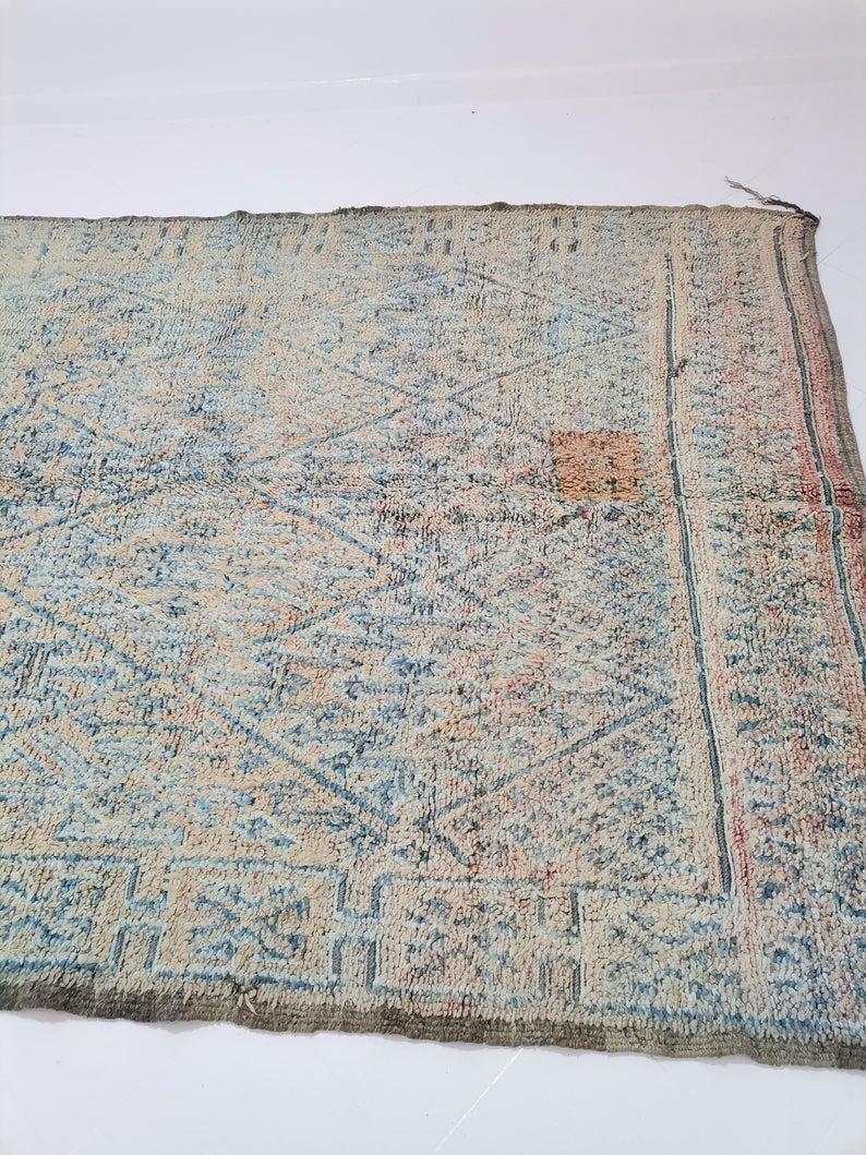 Beni Mguild rug Moroccan rug Vintage rug kilim rug Morrocan rug berber rug boho rug area rugs berber tapis wool rug Mguild rug boujaad