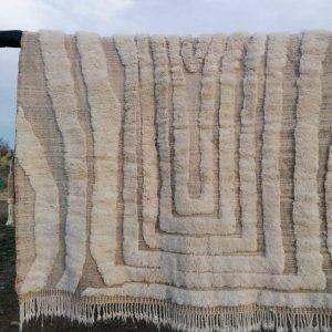 Moroccan rug 8x10 , Beni Ourain rug - morrocan rug, berber rug, beni ourain, beni ourain teppich, beni ourain rug