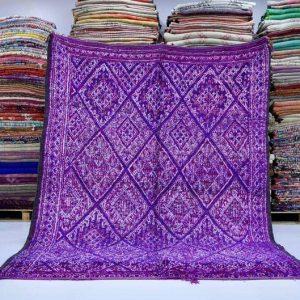 Purple Rug /Vintage Beni Mguild Rug / Moroccan Rug / Berber RUG /Area Wool Rug / Authentic Rug / Ottoman Rug / Bohemian Rug / Tapis Marocain
