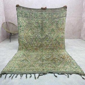Authentic Vintage Rug, Beni Mguild Rug, Vintage Beni Mguild Carpet, Berber Rug,Handmade Berber Carpet