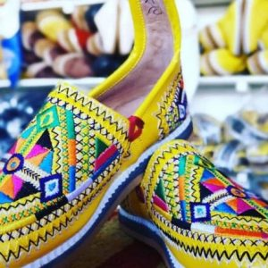 Moroccan shoes Babouche, WOMEN slippers, Handmade shoes, Leather Shoes, Organic Leather, Berber slipper, Mules, Hand dyed