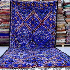 Vintage Beni Mguild Rug / Moroccan Rug /Berber Carpet / Area Wool Rug / Authentic Rug / Ottoman Rug / Bohemian Rug / Tapis Marocain