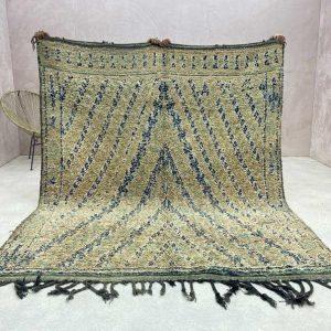 Beni Mguild Rug, Vintage Boujaad Rug, Vintage Boujad Carpet, Berber Rug, Authentic Vintage Rug, Handmade Berber Carpet