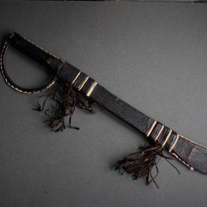 A Vintage TUAREG BERBER SWORD. Takouba, Takobi. Traditional Saharan Weapon. Touareg, Twareg Berbere.