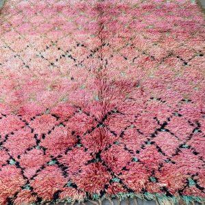 Antoinette Vintage Berber Rug, Moroccan Rug, Beni Ourain, Wool Rug, Bohemian, Beni Mguild Rug, Boho Rug, Handmade