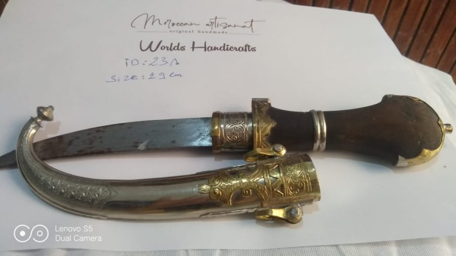 moroccan dagger berber1