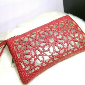 women's coin purse with credit card slots
