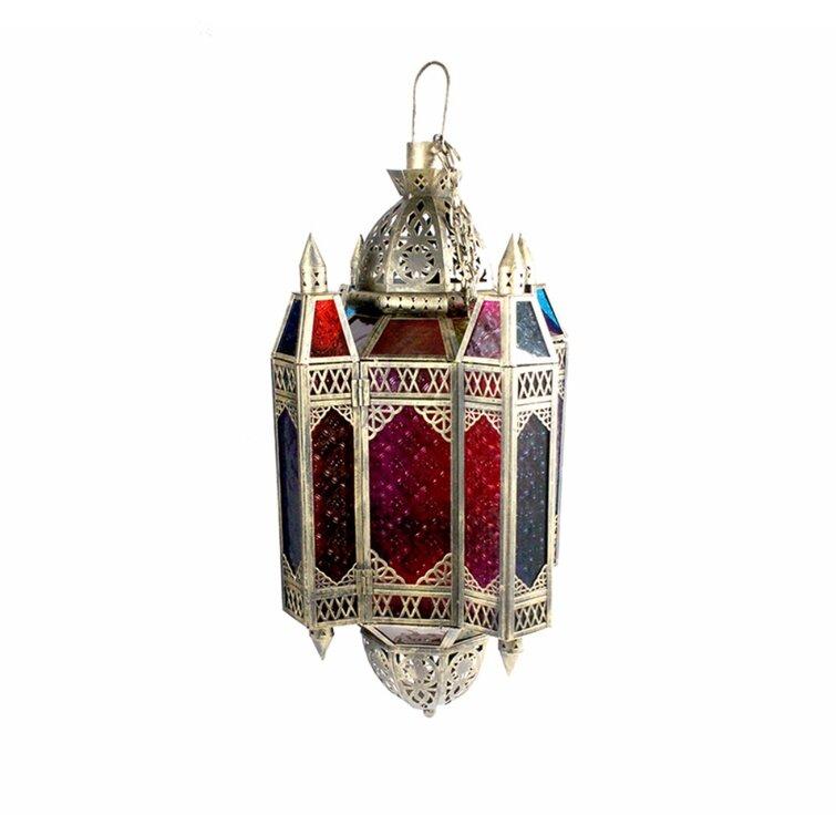 Splendid Antique Metal Lantern