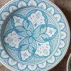 Moroccan serving dish, plates and bowls bundle