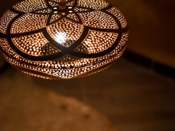 Moroccan Chandelier, Ceiling light, Art Deco lamp, 4 Sizes Available, Beautiful Design Moroccan Lamp, Boho Lighting
