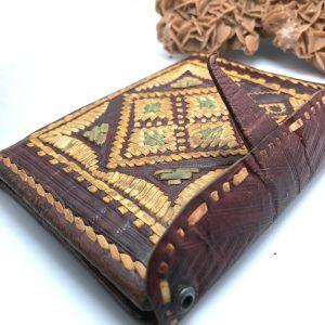 Ethnic Berber Wallet - North Morocco