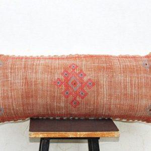 Cactus Silk Inspired Hand made 12 X 28 Linen Cushion Cover Moroccan Silk Pillow Cover Couch Cushion Sofa Pillow Cover Home decor Cushion
