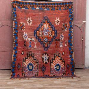 Boujaad rug 7x5 ft - Moroccan rug - Carpet morocco #109