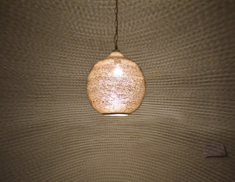 Moroccan Pendant Light, Moroccan Lamp, Moroccan Pendant Light, Pendant Lighting
