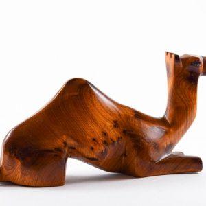 Wooden Handmade Camel, Moroccan Thuya Wood, Handmade Moroccan camel, Wood Home decoration Wooden Thuya camel, handmade decoration, wood art