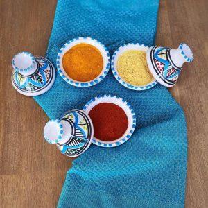 Mini Tagine, Moroccan Tagine, Christmas gift ideas, Home Decor, Handmade Dish