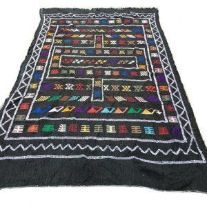 7x4 ft Vintage Moroccan kilim,Moroccan rug,tribal Carpet,home decor,handwoven rug, free shipping